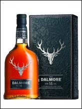 The Dalmore 15 yrs old Tube